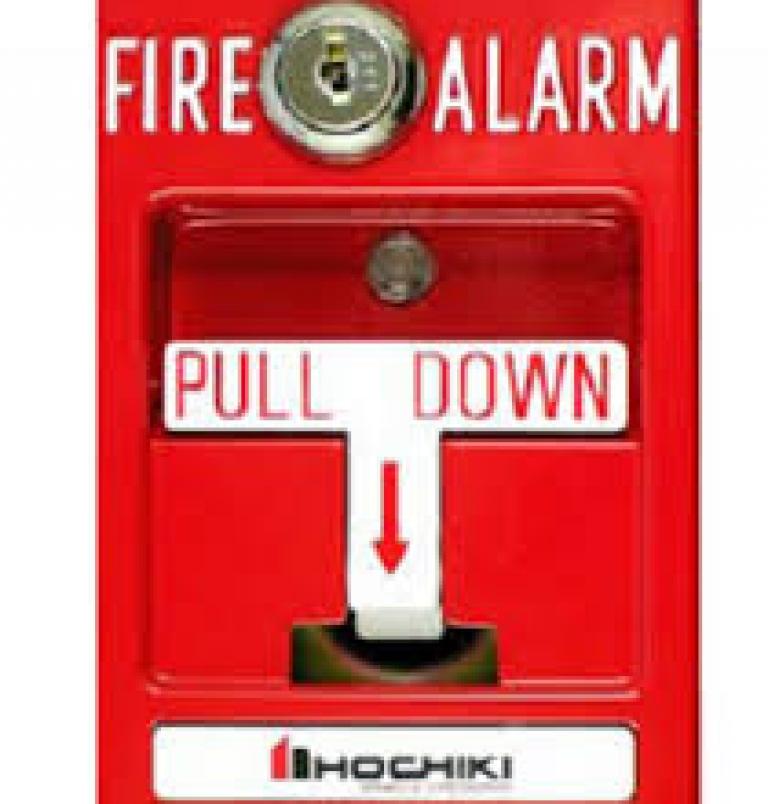 Nút kéo báo cháy địa chỉ AMS